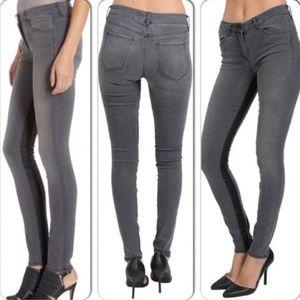 [3x1] Gray W2 Chanel Skinny Seam Jeans